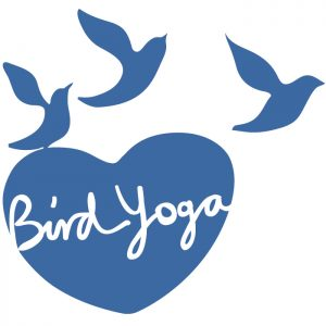 Logo Bird Yoga Berlin Katharina Pewny