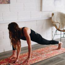 Machste mit, biste Frühling, Yoga und Kopfmassage Workshop